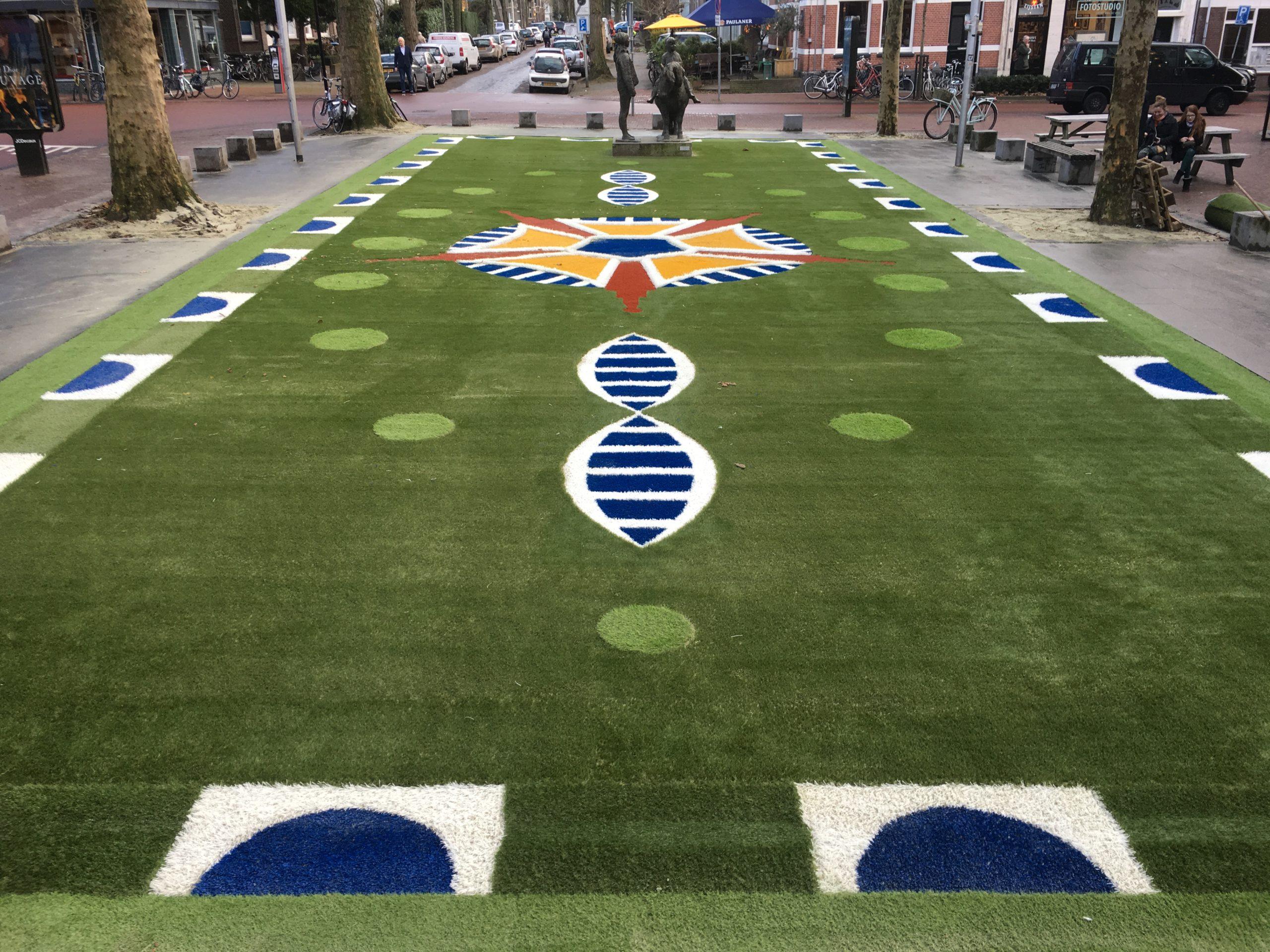 Nijmegen Flying Grass Carpet